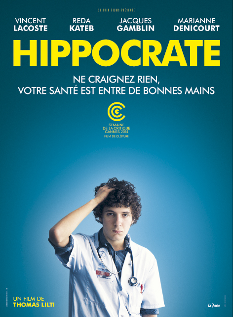 hippocrate-affiche